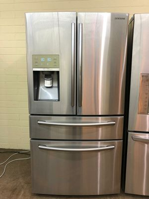Samsung french door 4-Doors Refrigerator for Sale in Phoenix, AZ