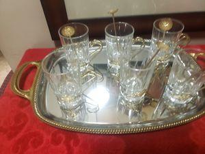 Vibtage shot glasses set for Sale in Silver Spring, MD