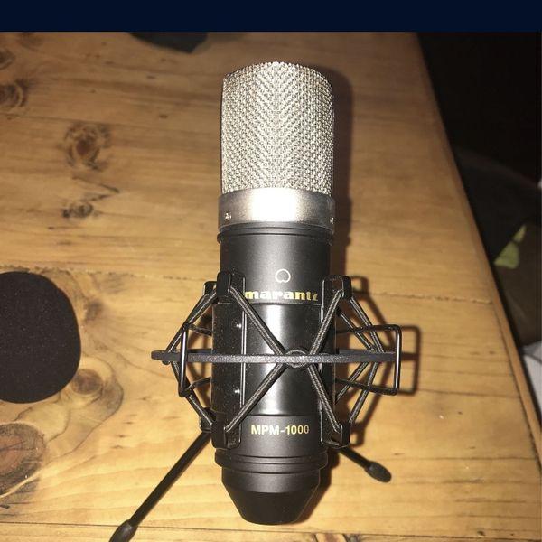 Marantz MPM-1000 Condenser Microphone