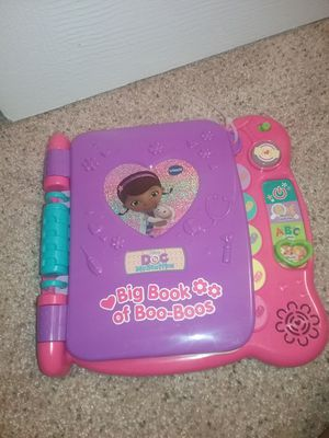 Doc McStuffins Electronic book for Sale in Charlotte, NC
