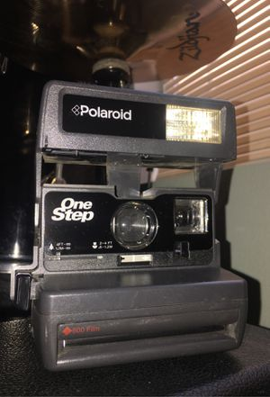 polaroid one step camera for Sale in Las Vegas, NV