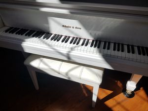 Schafer and Sons Baby Grand Piano for Sale in Overgaard, AZ