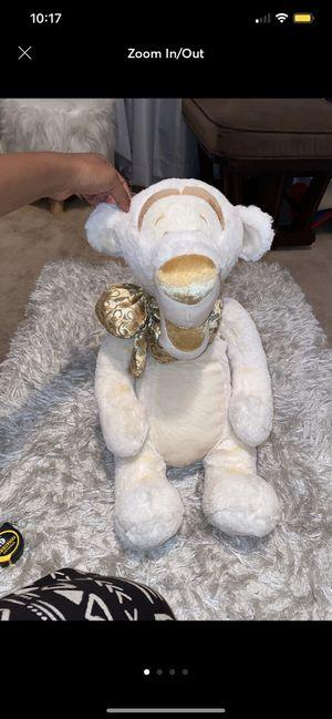 Gold tigger plush for Sale in Garden Grove, CA