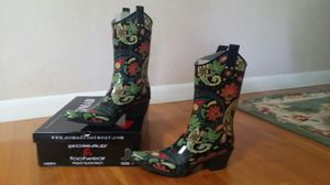 Nomad rain boots for Sale in Tewksbury, MA