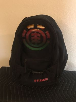 Element backpack for Sale in Houston, TX