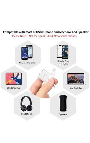 USB C to headphone Google Pixel 3 3XL 2 XL Pixel 2 Headphone Adapter for Sale in Wichita, KS