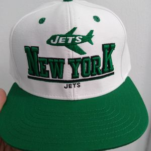 NEW YORK JETS VINTAGE SNAPBACK HAT BRAND NEW for Sale in South Gate, CA