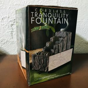 Tranquility Fountain for Sale in Phoenix, AZ
