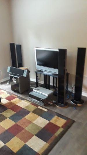 JBL Cinema SurroundSound 5.1 System for Sale in Atlanta, GA