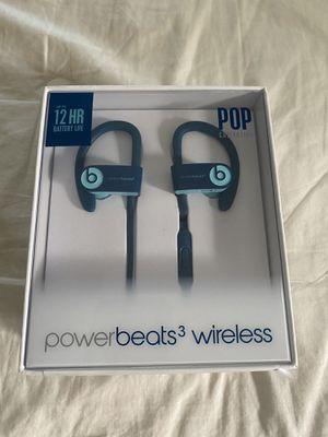 ,,,,,POWER BEATS 3 WIRELESS,,,,BRAND NEW IN BOX. for Sale in Hemet, CA
