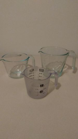 3- Measuring Containers for Sale in San Antonio, TX