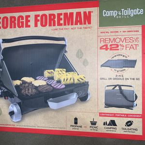 George Foreman Camp & Tailgate Grill for Sale in Fairfield, CA