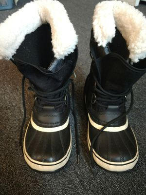 Sorel Winter Boots - Size 6 for Sale in Dumont, NJ