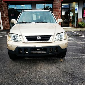 2001 HONDA CRV SE for Sale in Creedmoor, NC