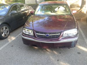 2003 Chevy impala for Sale in Decatur, GA