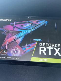 Rtx 3070 AORUS for Sale in Fort Worth,  TX
