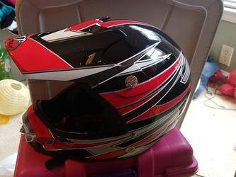 Dirt Bike Vega Mojave Motorcycle Helmet Size S for Sale in Stone Mountain,  GA