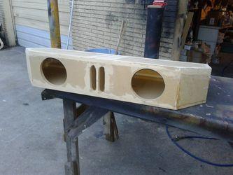 Cajas Para Bocinas. Al Gusto Del Cliente. ( Custom. Speaker. Boxes) for Sale in Dallas,  TX