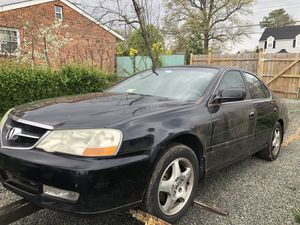 2002 Acura TL type S for parts !!! for Sale in Falls Church, VA