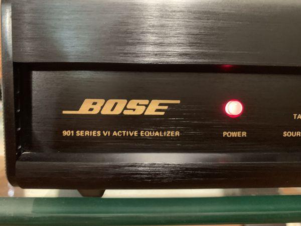 Bose series VI Active Equalizer best offer obo