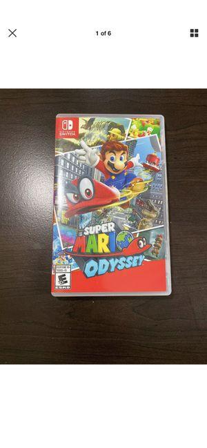 Super Mario Odyssey Switch for Sale in Norfolk, VA