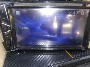 Pioneer double din 6.5 touch screen for Sale in Brockton, MA