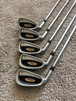 Golf clubs (left handed irons) for Sale in Frederick, MD