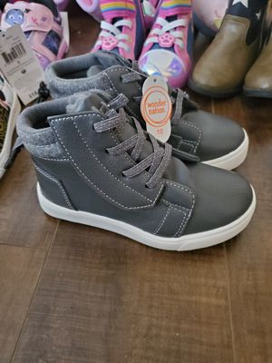 NEW Boys Size 10 Stylish Boots for Sale in Irving, TX