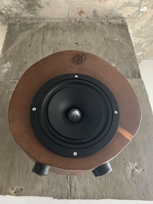 Rockit log Bluetooth speaker; real wood! for Sale in Alexandria, VA