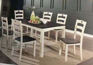 7PC Dining Set for Sale in Richardson, TX