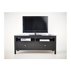 IKEA Black TV Stand for Sale in Charlottesville, VA