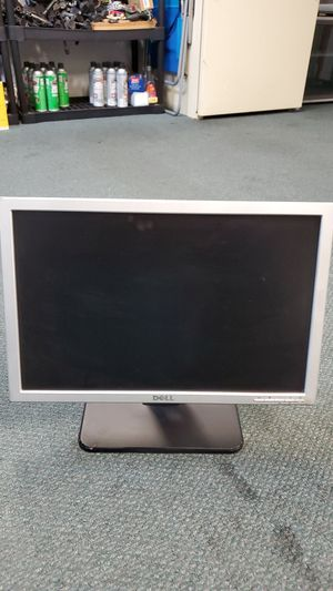 Dell computer monitor HD for Sale in Port St. Lucie, FL