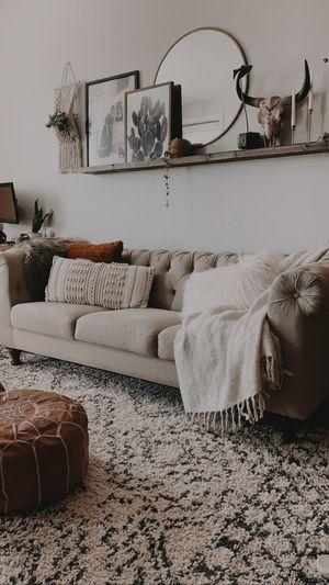 World Market Quentin Sofa for Sale in San Jose, CA