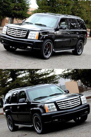 2002 Cadillac Escalade Price $800 for Sale in Fairburn, GA