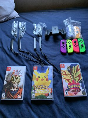 Nintendo Switch Games and Accessories for Sale in Long Beach, CA