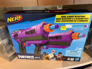 FORTNITE DP-E NERF GUNS for Sale in Raleigh, NC