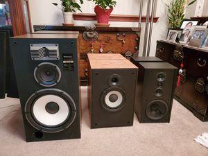 Speaker Sale! Make Offer ! Klipsch KG 2 3 Triad LCR Cerwin Vega Technics for Sale in Portland, OR