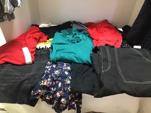 Lot of Ladies size Large clothing new with tags for Sale in Tupelo, MS