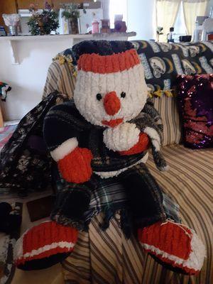 Snowman xmas for Sale in Glendora, CA