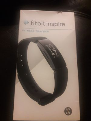 FITBIT INSPIRE FITNESS TRACKER for Sale in NEW PRT RCHY, FL