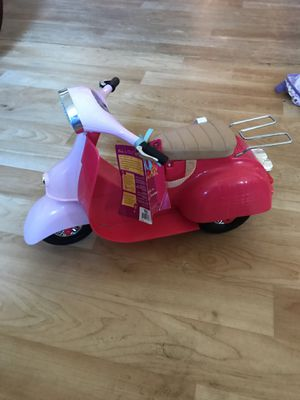 American girl doll motorcycle for Sale in Las Vegas, NV