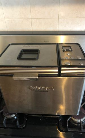 Cuisinart convection bread maker. for Sale in Queens, NY