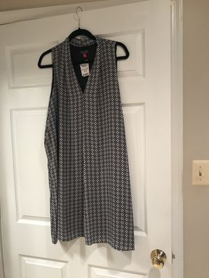 BRAND NEW VINCE CAMUTO DRESS SIZE L WITH TAG for Sale in South Brunswick Township, NJ