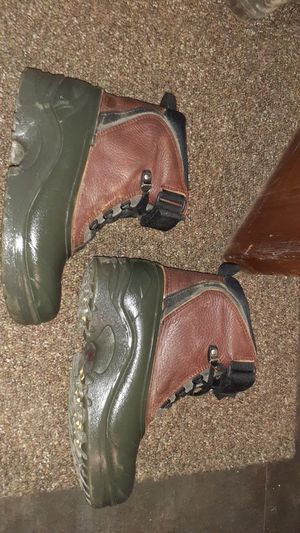 Lands End Waterproof and insulated work boots for Sale in McKnight, PA