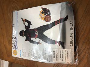 Ninja Halloween costume for Sale in Gaithersburg, MD