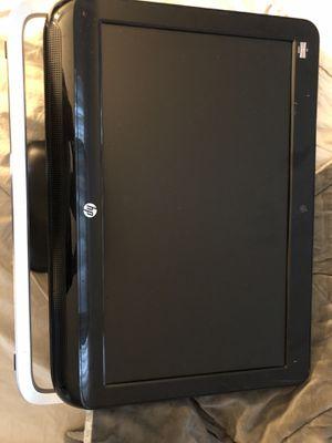 HP Omni 120-1134 All-in-one Computer Desktop PC 1.70Ghz 4GB 1TB AMD Windows 10 for Sale in Hawthorne, CA