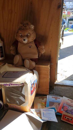 Teddy Ruxpin for Sale in Heidelberg, PA