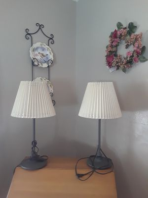 Ikia lamps excellent condition for Sale in Phoenix, AZ