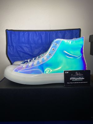 Converse iridescent size 11.5 for Sale in Mesquite, TX