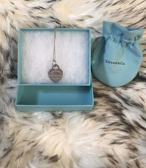 Tiffany necklace for Sale in Maywood, NJ